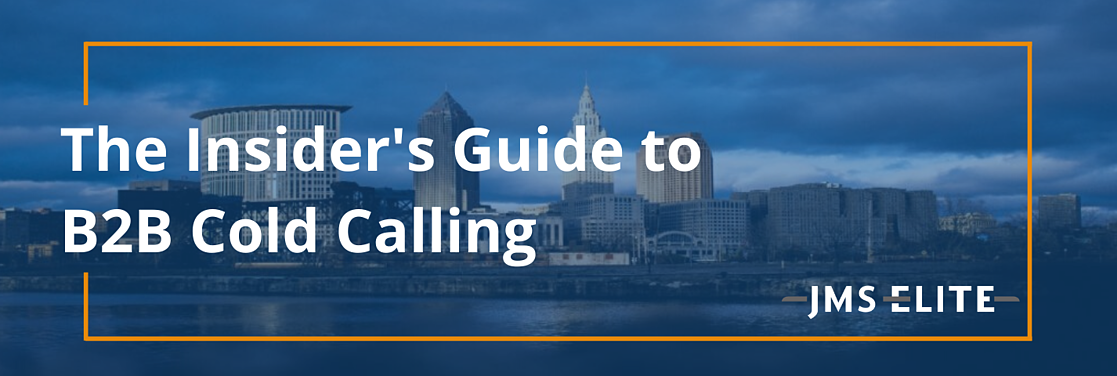 Insider's Guide to B2B Cold Calling